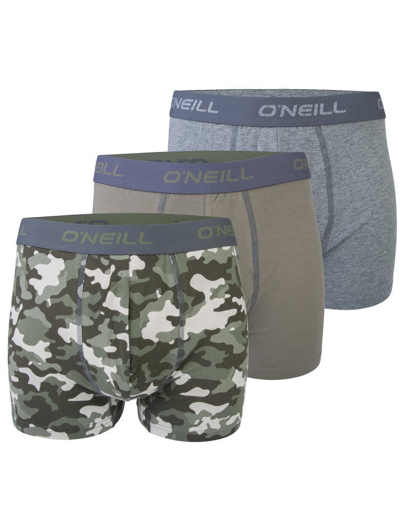 O'Neill O'Neill camo 3-pack boxershorts