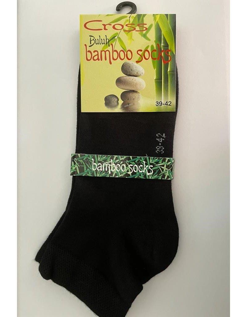 Eureka Bamboo 3 paar sneaker sokken