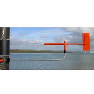 Hawk Marine Products Little Hawk Mk2 Apparent Dinghy Wind Indicator