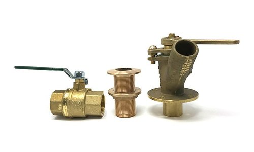 Valves, Skin Fittings & Seacocks