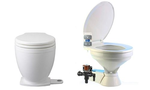 Toilets, Spares & Servicing