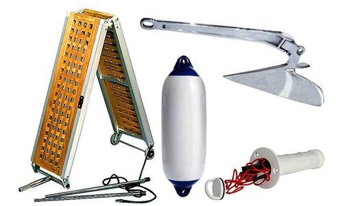 Anchoring & Mooring Equipment