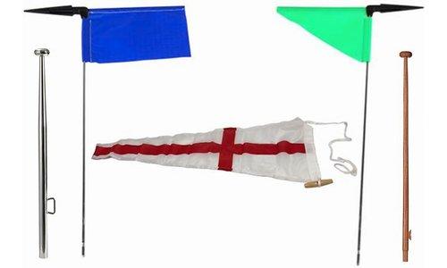Flags & Flagstaffs