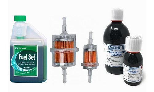 Fuel Additives, Treatment & Filters