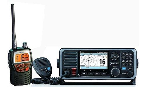 VHF & Wi-Fi Communication