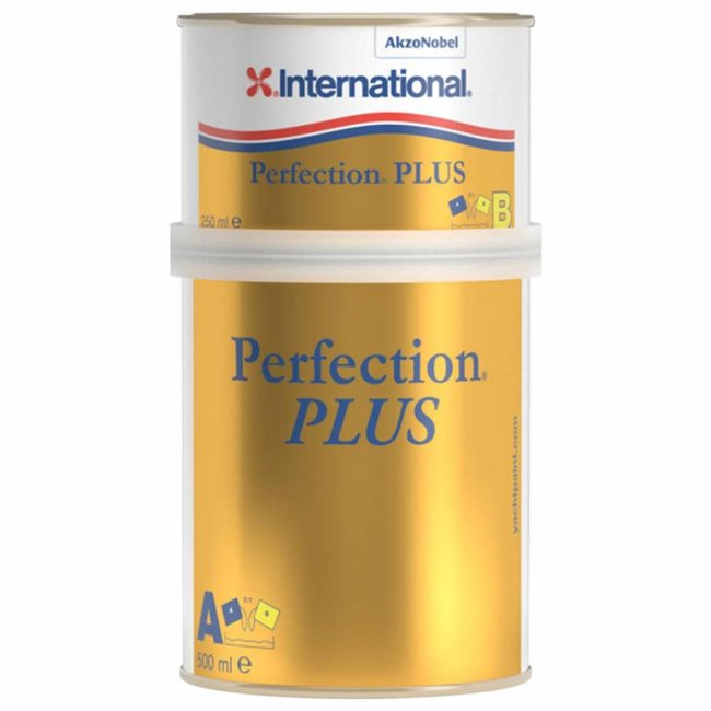 International International Perfection Plus Varnish 750ml