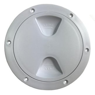 Pirates Cave Value Waterproof Inspection Hatch White
