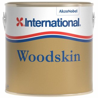 International International Woodskin Natural Teak 750ml