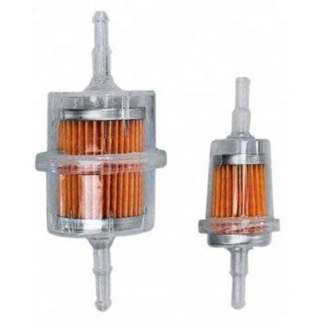Plastic Inline Petrol Filter