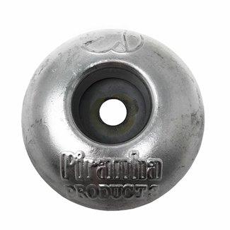 Piranha Piranha Aluminium Disc Anode 100mm 0.4kg