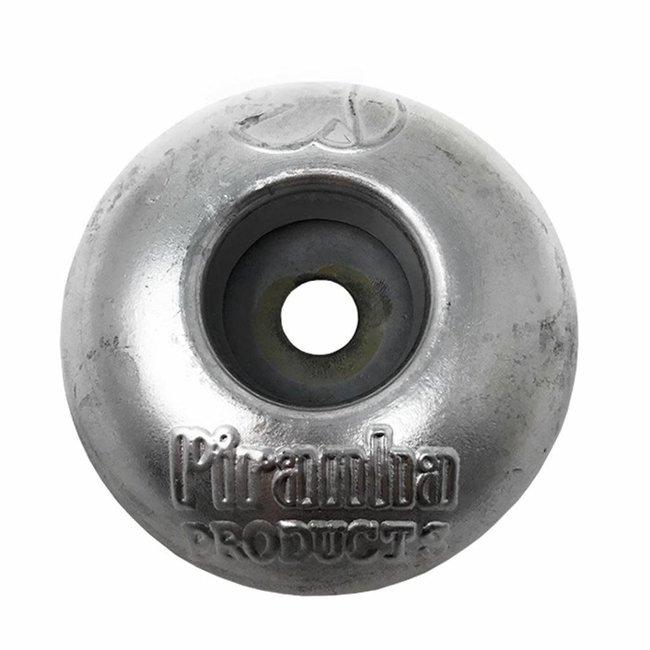 Piranha Aluminium Disc Anode 100mm 0.4kg