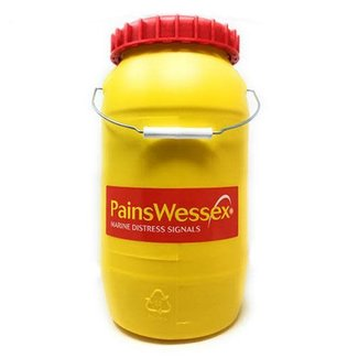 Pains Wessex Large Flare Polybottle 12L