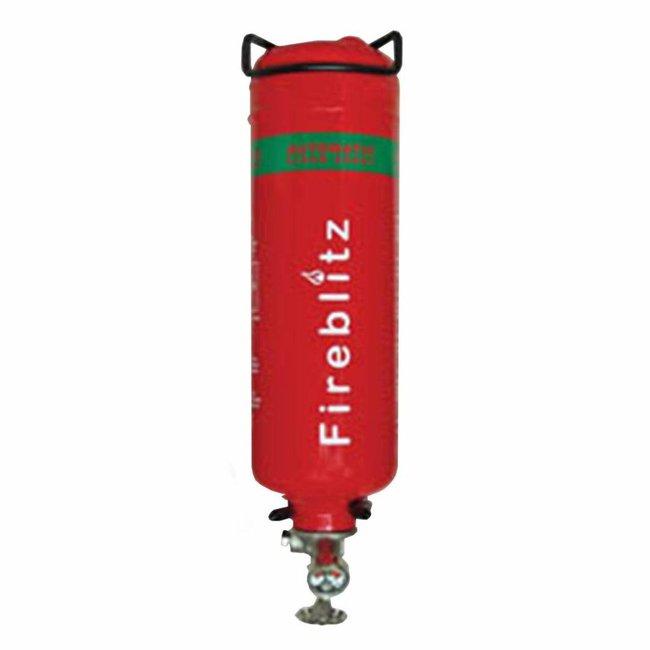 Fireblitz 1kg Clean Agent Auto Fire Extinguisher