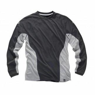 Gill Gill i2 Baselayer Mens Long Sleeve T-Shirt Ash/Silver