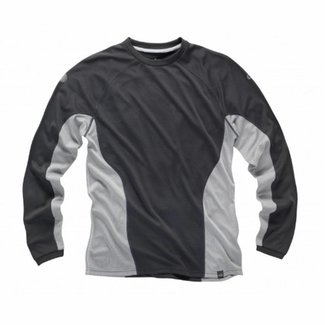 Gill Gill i2 Baselayer Mens Long Sleeved T-Shirt Ash/Silver