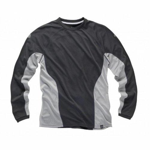 Gill Gill i2 Baselayer Mens Long Sleeved T-Shirt Ash/Silver