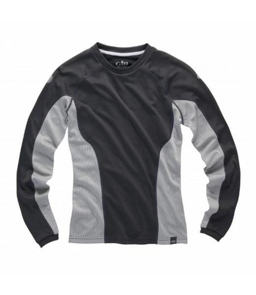 Gill Gill i2 Baselayer Womens Long Sleeved T-Shirt Ash/Silver
