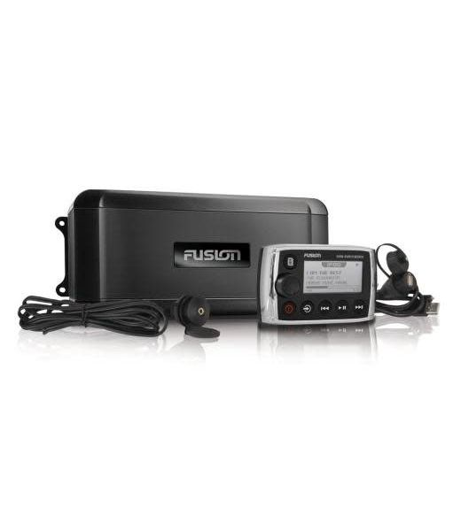 Fusion Fusion BB300R Marine Entertainment System Black Box with Wired Remote