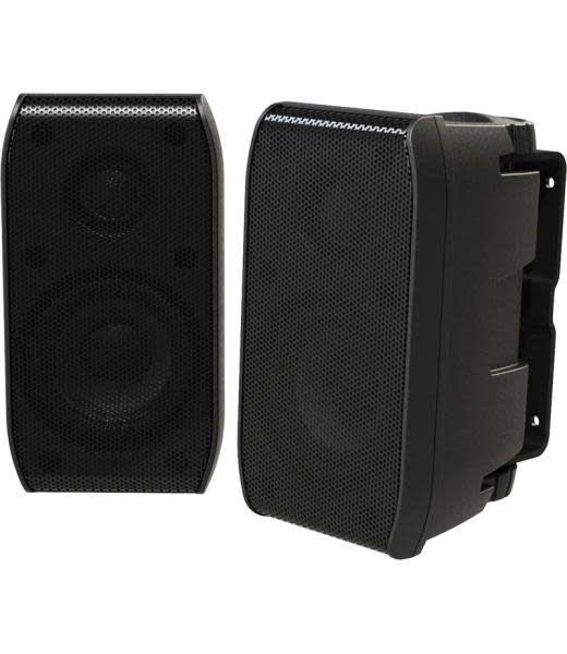 """Fusion Fusion BX3020 True Marine 3"""" Box Speaker (Pair) UA9847"""