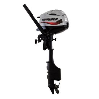 Mariner Mariner 4-Stroke 3.5hp Long Shaft Outboard F3.5 MLH