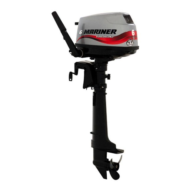 Mariner Mariner 4-Stroke 6hp Long Shaft Outboard F6 MLH