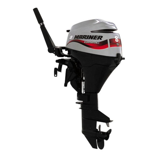 Mariner Mariner 4-Stroke 8hp Long Shaft Outboard - Manual Start F8 MH