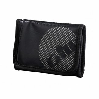 Gill Gill Trifold Wallet - Jet black