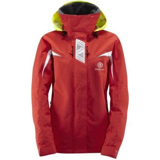 Henri Lloyd Henri Lloyd Wave Womens Waterproof Sailing Jacket Coral - Large