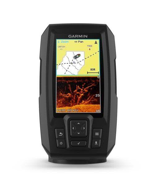 Garmin Garmin Striker Plus 4cv Fishfinder with GT20 transducer