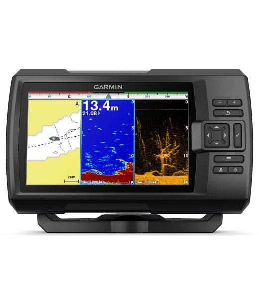Garmin Garmin Striker Plus 7cv Fishfinder with GT20 transducer
