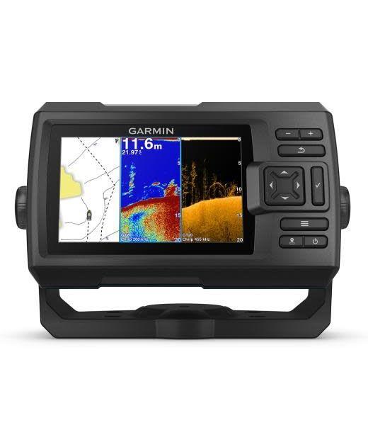 Garmin Garmin Striker Plus 5cv Fishfinder with GT20 transducer