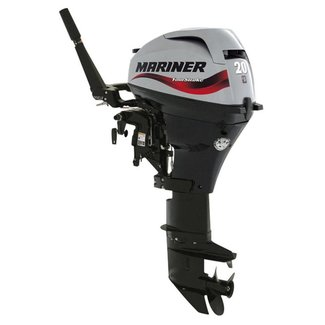 Mariner Mariner 4-Stroke 20hp Long Shaft Electric Start Remote and Power Tilt Outboard F20 ELPT RC