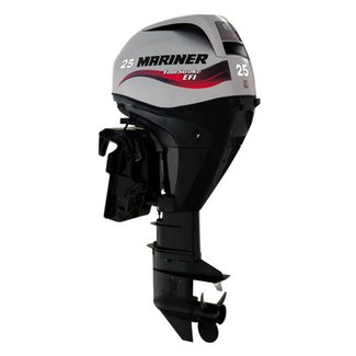 Mariner Mariner 4-Stroke 25hp Long Shaft Electric Start Outboard with Remote Control and Power Tilt F25 ELPT EFI RC