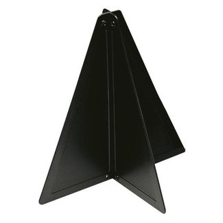 Pirates Cave Value Black Motor Sailing Cone 350 x 340cm