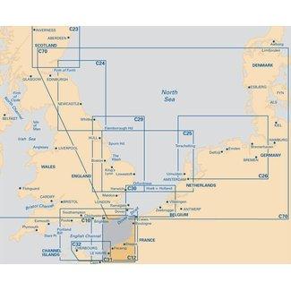 Imray C31 Imray Dover Strait To Le Havre