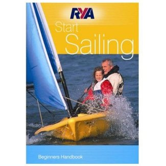 RYA G3 RYA Start Sailing - Beginners Handbook
