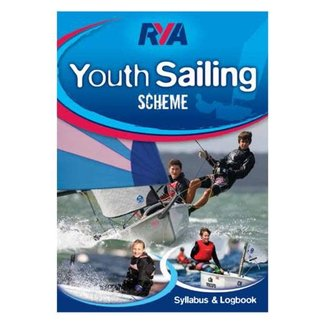 RYA G11 RYA Youth Sailing Scheme Log