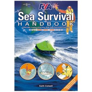 RYA G43 RYA Sea Survival Handbook