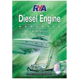 RYA G25 RYA Diesel Engine Handbook