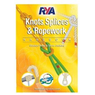 RYA G63 RYA Knots, Splices & Ropework Handbook