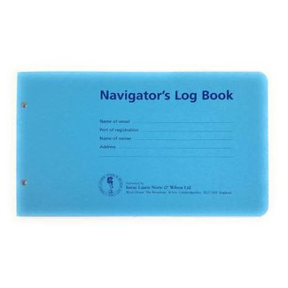 Imray Navigators Log Book Refill