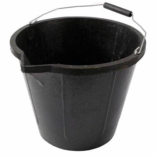 Pirates Cave Value Rubber Bucket 7.5L