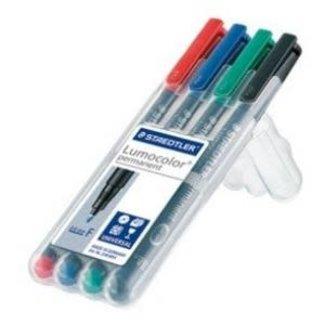 Staedtler Staedtler Lumocolor Permanent Pens