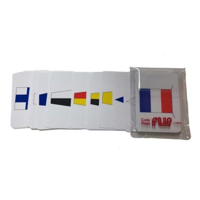 Flip Cards - International Code Flag Pack