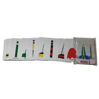 Flip Cards Flip Cards - Buoyage System Region B