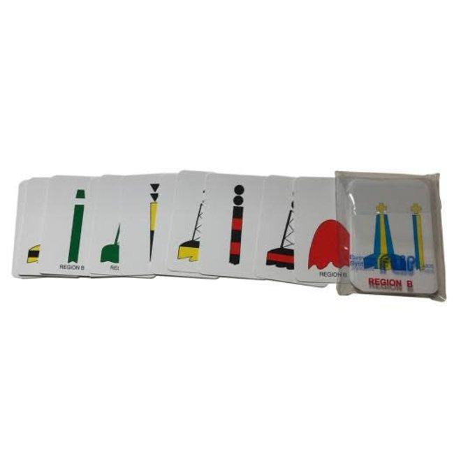 Flip Cards - Buoyage System Region B