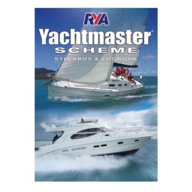 G158 RYA Yachtmaster Scheme Syllabus and Logbook