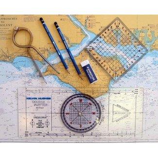 Kelvin Hughes Chart Work Pack