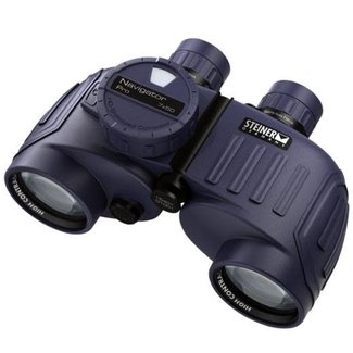 Steiner Navigation Pro 7x50 Binoculars With Compass and Flotation Strap