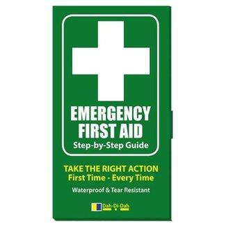 Dah-Di-Dah Emergency First Aid Book